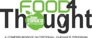 Nutrition - image Food4ThoughtLOGOdarkgrey-2-300x123 on https://ironforgedfitness.com