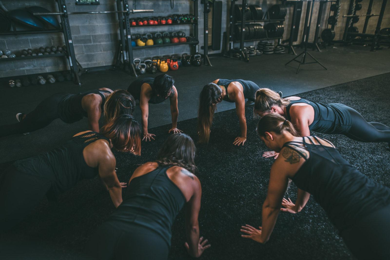 Jacksonville's Premier Training Center - image Girl-Circle-7 on https://ironforgedfitness.com