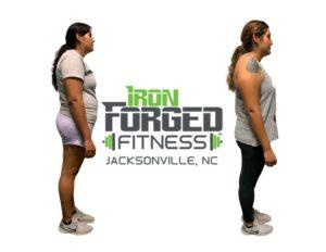 Transformation Program - image veronica-300x232 on https://ironforgedfitness.com